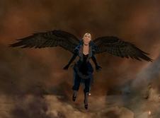 美服商城更新夜鹰翅膀和自然誓约外饰