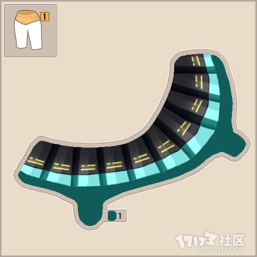 17173首屆服裝設計大賽作品:初音未來_冒險島2_冒險島