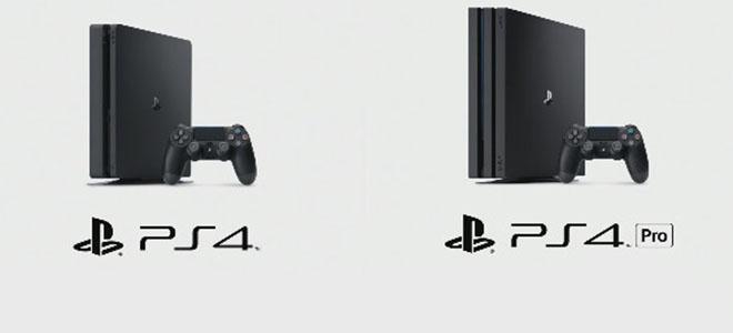 更薄还是更强 索尼同时发布两款全新PS4主机